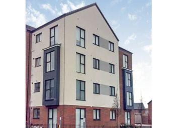 Thumbnail 2 bed flat for sale in Ffordd Y Mileniwm, Barry