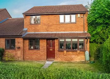 Thumbnail 4 bed link-detached house for sale in Lodge Gate, Milton Keynes