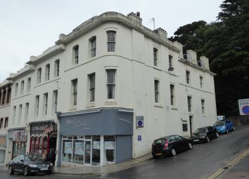 Thumbnail 1 bed flat to rent in Torwood Street, Torquay