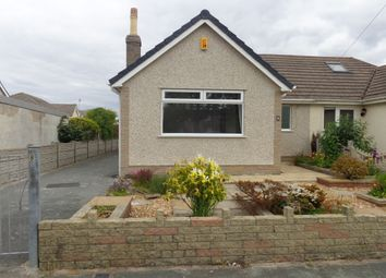 Thumbnail 2 bed semi-detached bungalow to rent in Glentworth Road West, Morecambe