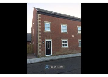 Thumbnail 4 bed semi-detached house to rent in Gibson Street, Newbiggin By The Sea