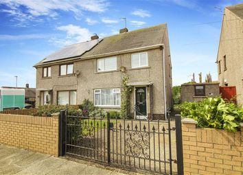 Thumbnail 3 bed semi-detached house for sale in Phillip Drive, Amble, Northumberland