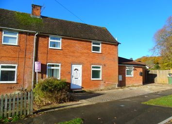 Thumbnail 4 bed semi-detached house to rent in Kings Avenue, Winchester