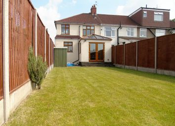 Thumbnail 3 bedroom end terrace house for sale in Southmead Road, Westbury-On-Trym, Bristol