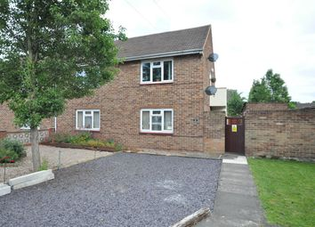 Thumbnail 2 bed flat for sale in Dickens Close, Burton-On-Trent