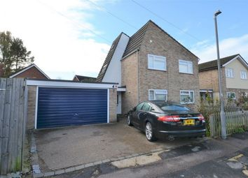 Thumbnail 4 bed detached house for sale in Madeley Road, Aylesbury