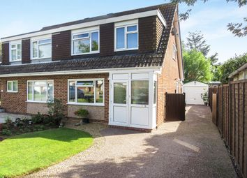 Thumbnail 3 bed semi-detached house for sale in Rockall Drive, Hailsham