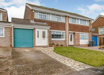 Thumbnail 3 bedroom semi-detached house for sale in Leyhill Drive, Luton, Bedfordshire, England