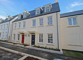 Thumbnail 4 bedroom terraced house for sale in Libra Avenue, Sherford, Plymouth, Devon