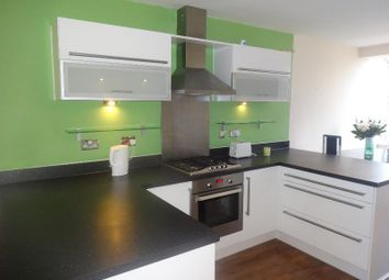 Thumbnail 4 bedroom terraced house for sale in Four Chimneys Crescent, Hampton Vale, Peterborough