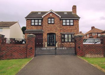 Thumbnail 5 bed detached house to rent in Ainstable Road, Middlesbrough