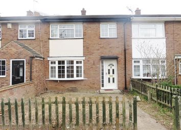 Thumbnail 3 bed terraced house to rent in Godman Road, Grays