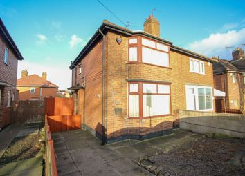 Thumbnail 3 bedroom semi-detached house for sale in Osmaston Park Road, Derby