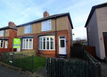 Thumbnail 2 bedroom semi-detached house to rent in Davison Road, Darlington