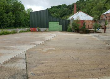 Thumbnail Industrial for sale in Rhydymwyn, Rhydymwyn