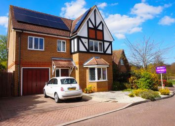 Thumbnail 5 bedroom detached house for sale in Millstream Green, Willesborough, Ashford