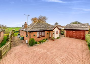 Thumbnail 4 bed detached bungalow for sale in Chestnut Close, Hunsdon, Ware