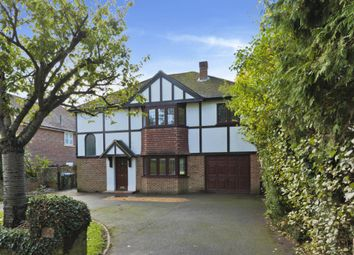 Thumbnail 3 bed detached house to rent in Stoke Road, Stoke D'abernon