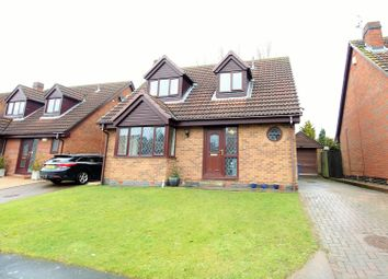 Thumbnail 3 bed detached house for sale in Walkington Drive, York