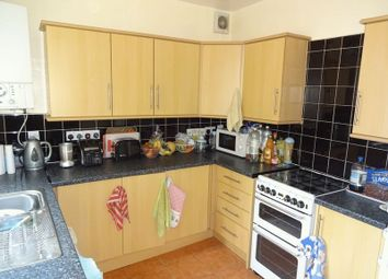 Thumbnail 5 bed terraced house to rent in Johnson Road, Nottingham
