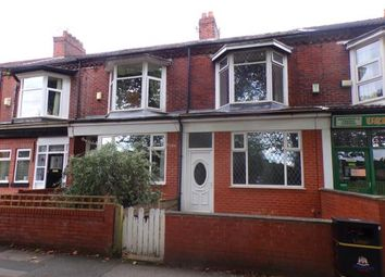 Thumbnail 3 bed terraced house for sale in Railway Road, Urmston, Manchester, Greater Manchester