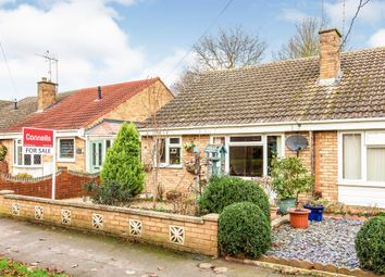 Thumbnail 2 bed semi-detached bungalow for sale in Reynolds Drive, Little Paxton, St. Neots