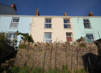Thumbnail 3 bed terraced house for sale in Giltar Terrace, Penally, Tenby