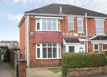 Thumbnail 3 bed semi-detached house for sale in Haselbury Road, Totton, Southampton