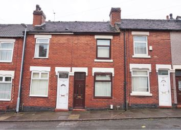 2 bed terraced house for sale in Harold Street, Stoke-On-Trent ST6