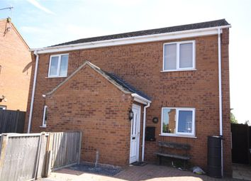 Thumbnail 2 bedroom semi-detached house for sale in Orchard Close, Great Hale, Lincolnshire