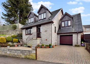 Thumbnail 4 bedroom detached house for sale in Craigower Crescent, Pitlochry