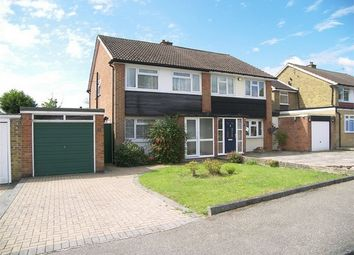 Thumbnail 3 bed semi-detached house for sale in Tiverton Road, Potters Bar