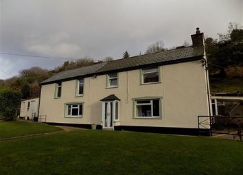 Thumbnail 3 bed detached house for sale in Reservoir Road, Beaufort, Ebbw Vale