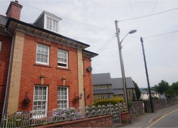 Thumbnail 5 bed end terrace house for sale in Arenig Street, Bala