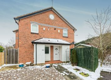 Thumbnail 1 bed semi-detached house to rent in Mary Mead, Warfield