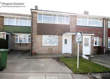 Thumbnail 3 bed terraced house to rent in Byron Gardens, Tilbury, Essex