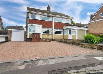 Thumbnail Semi-detached house for sale in Finch Rise, Aston, Sheffield
