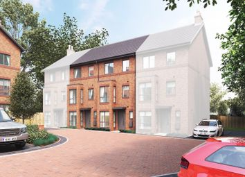 Thumbnail 4 bed mews house for sale in Victoria Gardens, Headingley