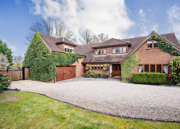 Thumbnail 5 bed detached house for sale in Stonehouse Drive, Little Aston, Sutton Coldfield