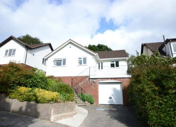 Thumbnail 3 bed detached bungalow to rent in Fern Road, Newton Abbot, Devon