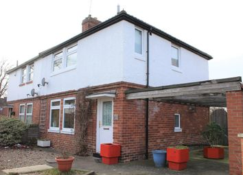 Thumbnail 4 bed semi-detached house to rent in Alcuin Avenue, York