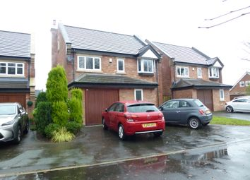 Thumbnail 5 bed detached house for sale in The Wordens, Leyland