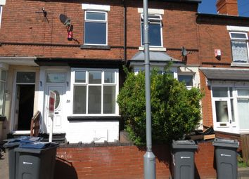 Thumbnail 2 bed terraced house for sale in Aylesford Road, Handsworth, Birmingham