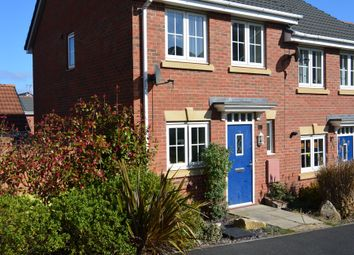 Thumbnail 2 bed town house to rent in Tuffleys Way, Leicester