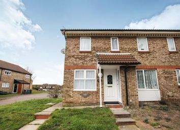 Thumbnail 2 bed semi-detached house for sale in Penda Close, Luton, Bedfordshire, United Kingdom