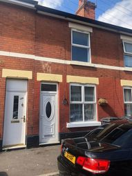 Thumbnail 3 bedroom terraced house for sale in Leacroft Road, Derby