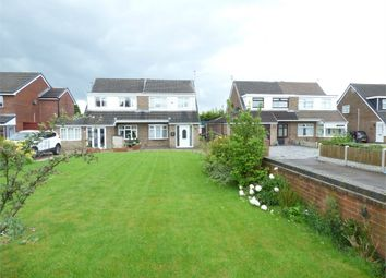 Thumbnail 3 bed semi-detached house for sale in Wedge Avenue, Haydock, Merseyside