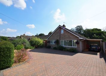 Thumbnail 4 bed detached bungalow for sale in Vimy Drive, Wymondham