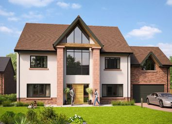 Thumbnail 5 bed detached house for sale in Plot 2 - Oldfield Chase, Oldfield Drive, Heswall
