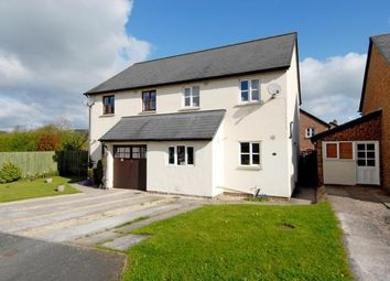 Thumbnail 2 bed semi-detached house to rent in Warren Close, Hay-On-Wye